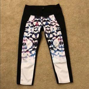 Athleta crop pants size M